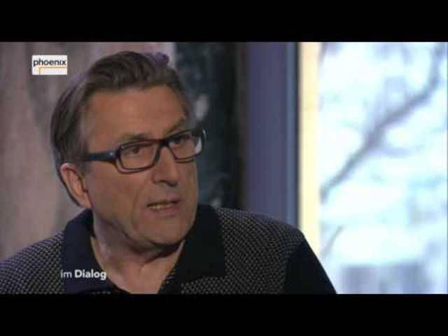 Ein Gespräch mit Karl-Heinz Dellwo beim deutschen TV-Sender Pheonix