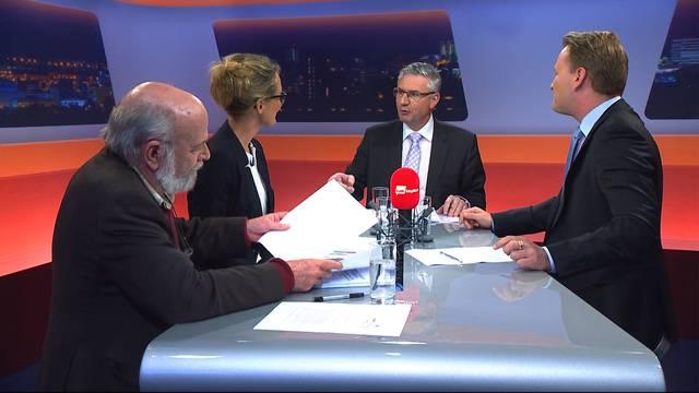 Nach Asyl-Abstimmung: Glarner vs. Hochuli