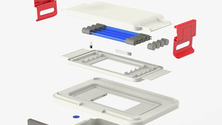 Produktinnovation von globalem Nutzen: Das Medtech-Start-up SteriLux hat eine Sterilisationsmethode entwickelt, die auch ohne Strom oder mit unsauberem Wasser funktioniert.