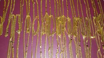 Falscher Goldschmuck (Symbolbild)