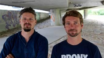Legale Graffiti für Liestal