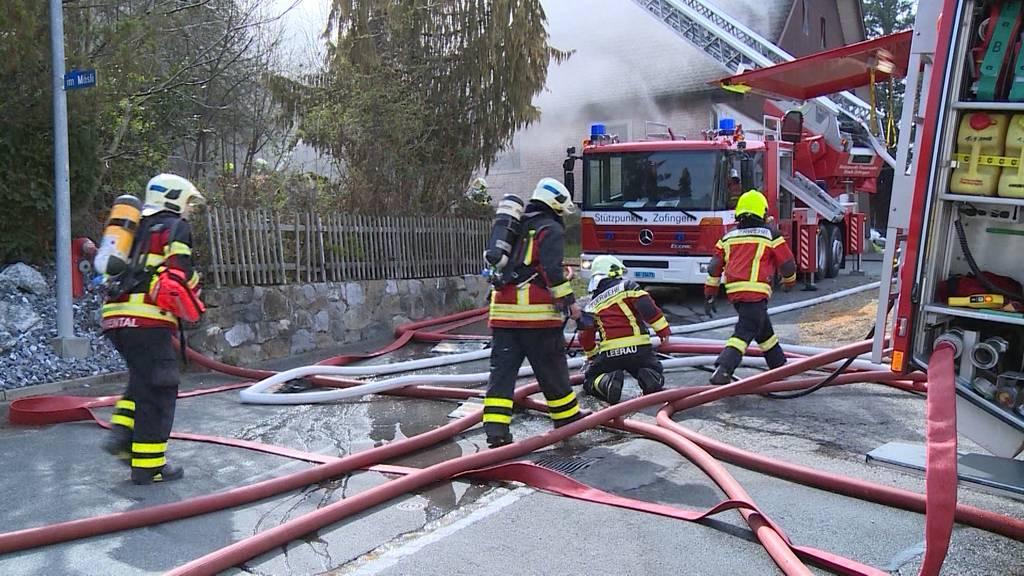 Steigende Hilfsbereitschaft: Die Aargauer Feuerwehren werden wegen Corona von Anfragen überrannt