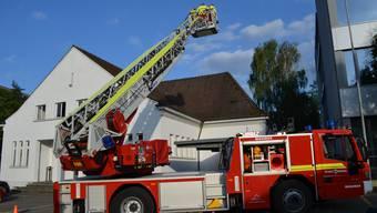 Feuerwehrübung in Brugg