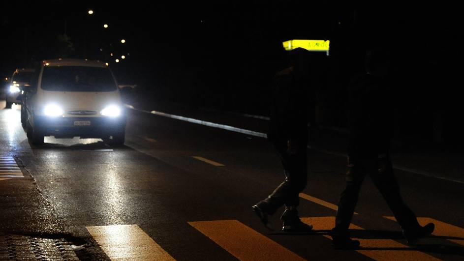 Zwei Fussgänger auf Zebrastreifen angefahren – Polizei weist auf gut sichtbare Kleidung hin - Kanton (Solothurn) - Solothurn - Solothurner Zeitung