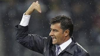 José Miguel González per sofort nicht mehr Coach bei Sevilla
