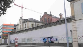 Ende Monat wird die alte Basler Strafanstalt abgerissen, um dem neuen Life-Sciences-Zentrum der Uni Basel Platz zu machen. Heinz Dürrenberger