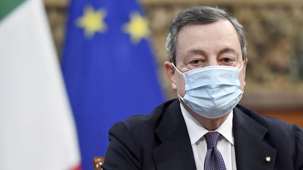 Regierung fasst EU-Milliarden-Plan - Kritik der Opposition