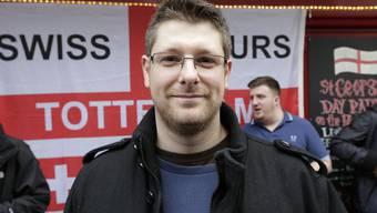 Daniel Graf, Klub-Präsident der Tottenham Hotspur Switzerland