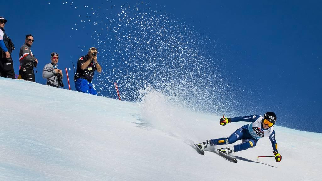 Weltcup-Anlässe in der Schweiz ohne Zuschauer