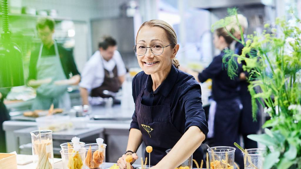 Tanja Grandits ist «Köchin des Jahres» 2020