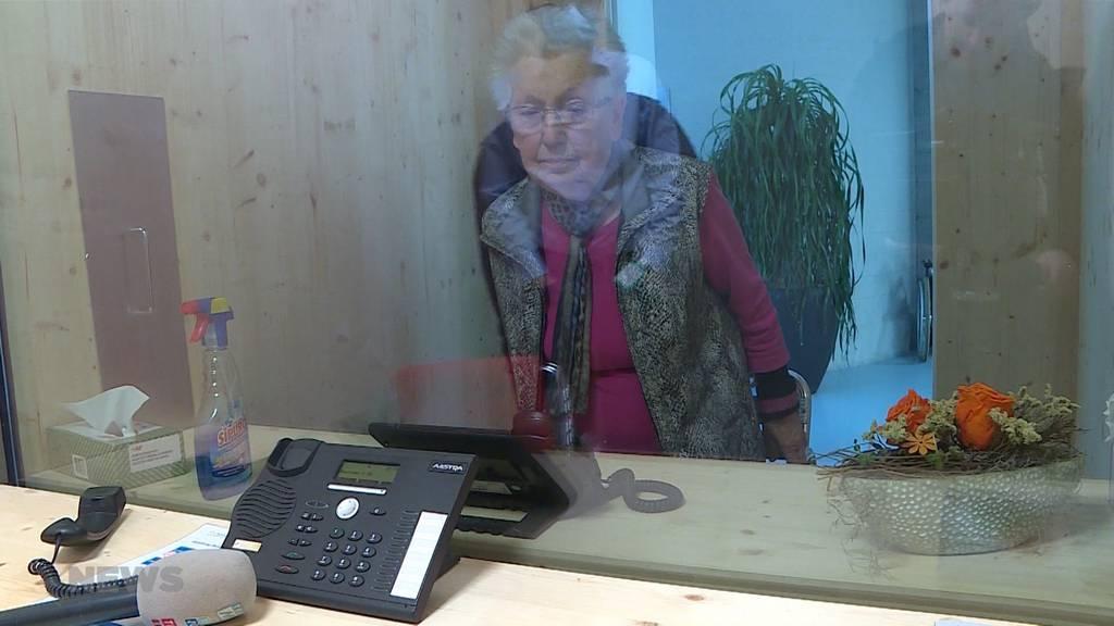 Kanton Solothurn: Besuchsverbot in den Alters- und Pflegeheimen