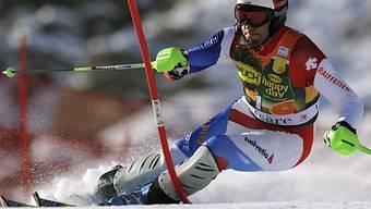 Zurbriggen verbuchte beim Weltcup-Slalom in Zagreb keine Punkte