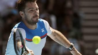 Stan Wawrinka präsentiert sich am Australian Open in guter Verfassung
