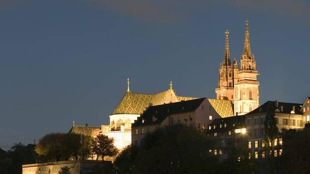 Münsterkirche in Basel