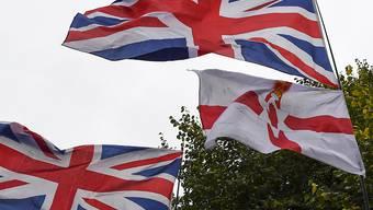 Die nordirische Protestantenpartei DUP lehnt Teile der zwischen London und Brüssel aushandelten Brexit-Vorschläge ab (Symbolbild)