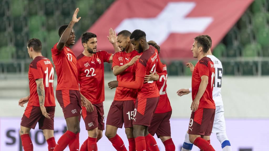Schweiz siegt auch gegen Finnland