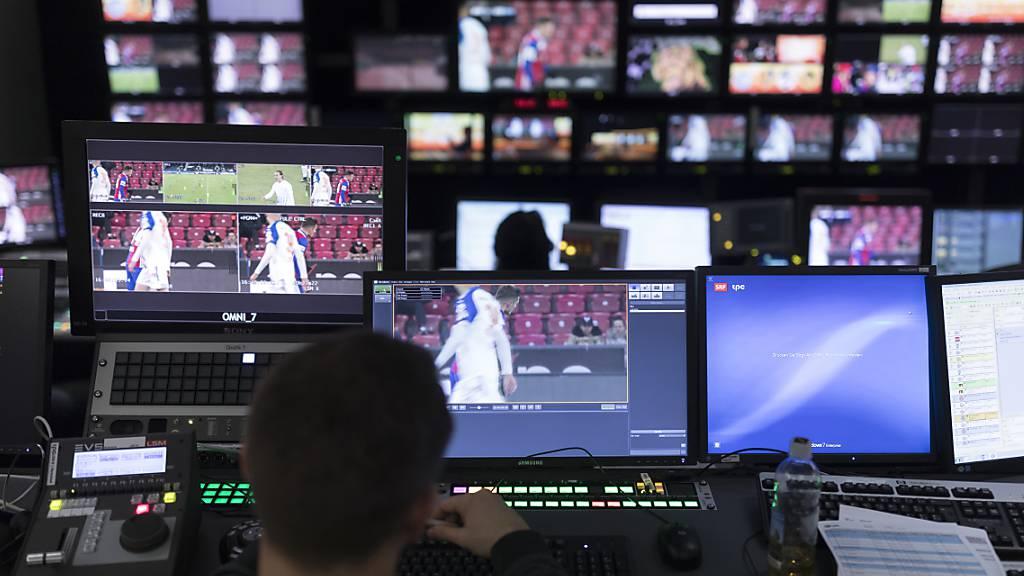 Die SRG lanciert eine  Streaming-Plattform. (Symbolbild)