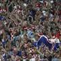 Ausländische Fussballfans dürfen in Russland weiter ihre Begeisterung zeigen