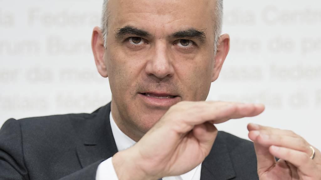 Alain Berset will AHV sanieren