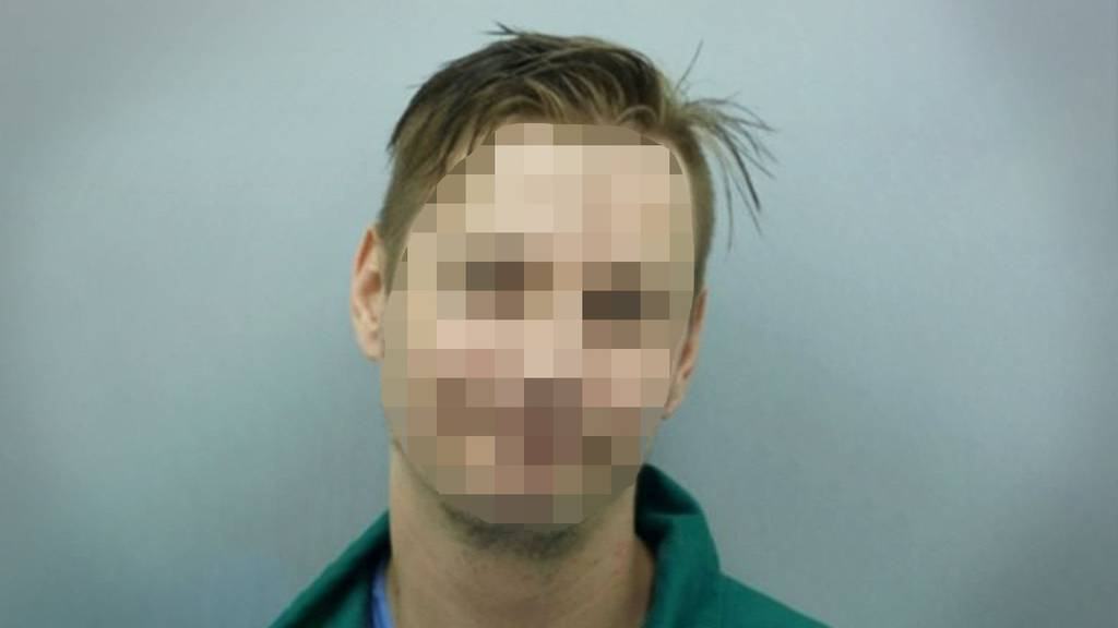 Der 32-jährige Gesuchte gilt als gewalttätig. Personen, die ihn antreffen, sollten Vorsicht walten lassen.
