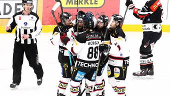 Der EHC Basel steht definitiv in den Playoffs.