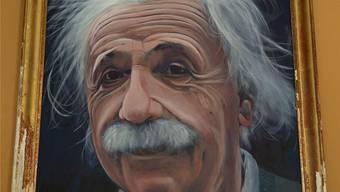Albert Einstein, das Genie. Die Spielleute wollen seine unbekannten Seiten zeigen.