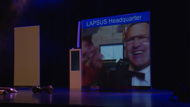 Duo Lapsus mit neuem Bühnenprogramm