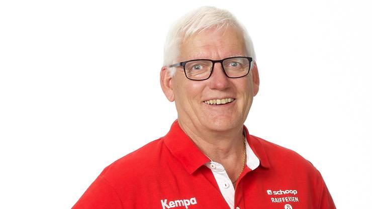 Adi Lehner ist nicht mehr Co-Trainer, bleibt dem STV aber als Sportchef erhalten. zvg