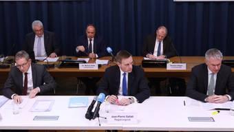 Aargauer Regierung ruft kantonale Notlage aus.