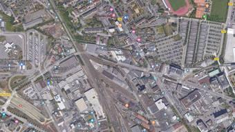 Verkehrsunfall Schlachthofstrasse - Lysbüchelstrasse