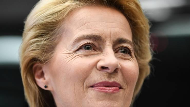Kein Stau, keine unnötigen Sicherheitsmassnahmen: Die neue Präsidentin der EU-Kommission Ursula von der Leyen will aus praktischen Gründen direkt neben dem Büro schlafen.
