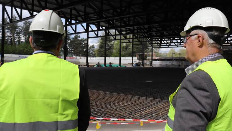 Der Einwohnerrat hat den Wettinger Beitrag an die Sanierung des Kurtheaters Baden genehmigt. Nun muss Baden im Gegenzug noch einem Beitrag an das Sportzentrum Tägi zustimmen.