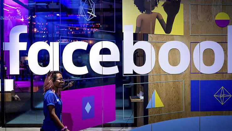 Finma formuliert Anforderungen an Facebook-Währung Libra. (Archivbild)