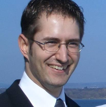 Hotelier Peter Zünd.
