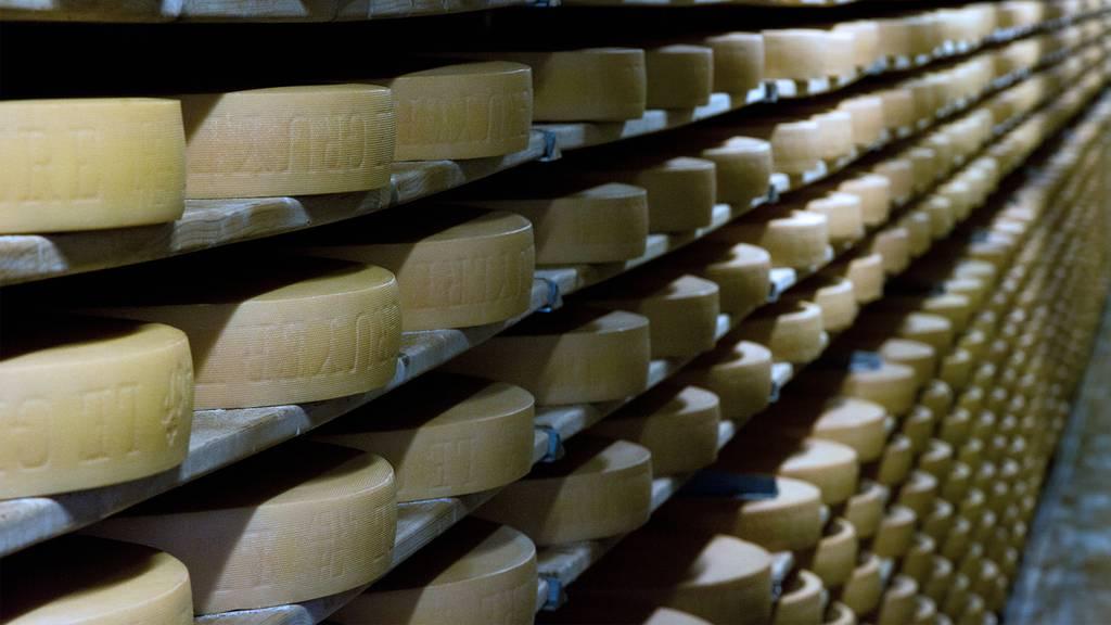 Schweizer Käseexport läuft trotz Corona sehr gut