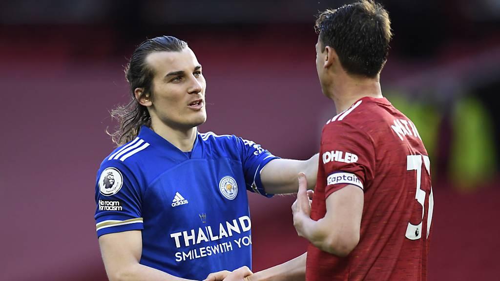 Leicester führt Manchester City zum Meistertitel