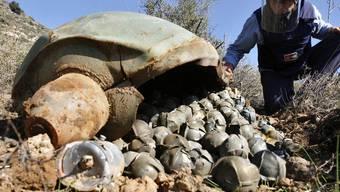 Streubombe in Libanon (Symbolbild)