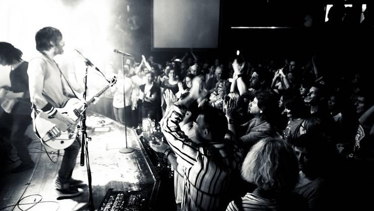Das Album Release-Concert der Lovebugs in der Basler Kuppel war bereits Wochen zuvor ausverkauft.