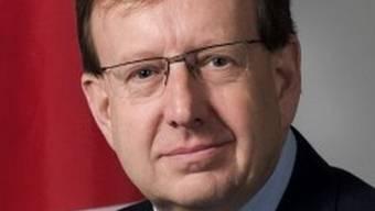 Percy Downe, kanadischer Senator der Liberalen Partei.