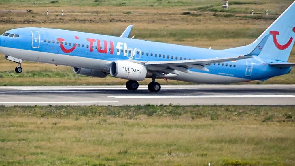Erste «Test-Feriengäste» aus Deutschland in Mallorca gelandet