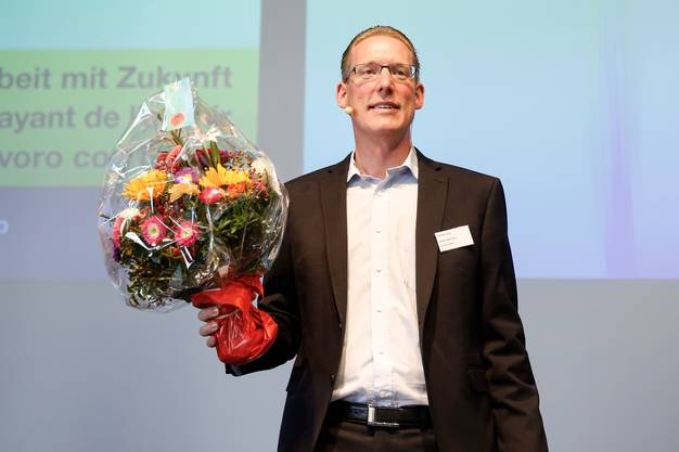 Gewerkschafter Adrian Wüthrich (Archivbild 2015).
