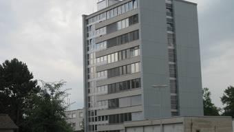 Der Einwohnerrat tagt im 8. Stock des Gemeindehauses in Windisch.