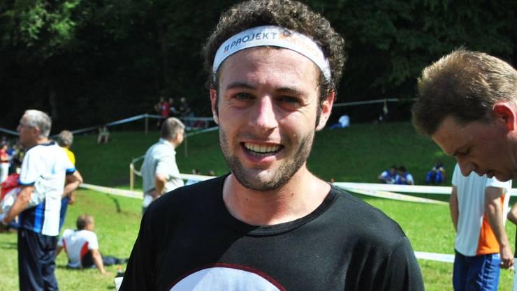 Jonas Merz führt den Aargauer 3-Tage-OL an