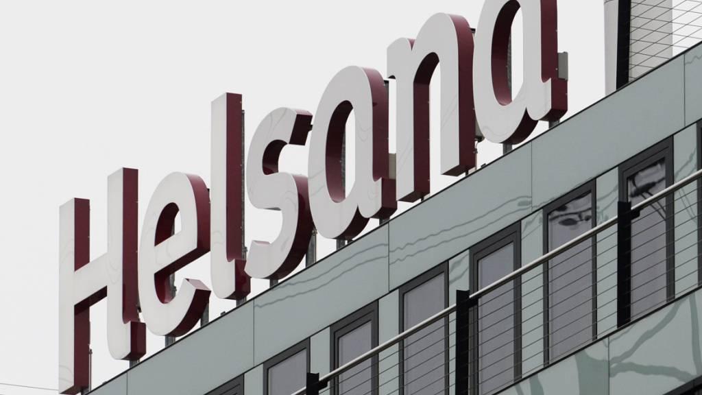 Helsana weist für 2020 wegen Corona einen deutlich tieferen Gewinn aus. Immerhin konnte der Krankenversicherer auch auf das neue Jahr hin neue Kunden dazugewinnen.(Archivbild)