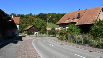 Kantonsstrasse Riniken