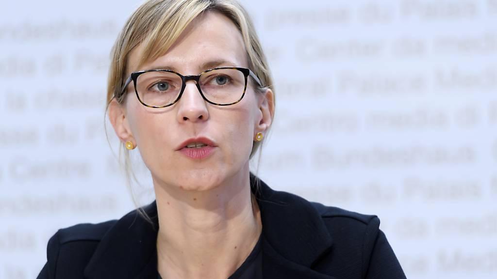 Isabella Eckerle, Leiterin des Zentrum für Viruserkrankungen am Universitätsspital Genf, setzt sich für eine europaweite Strategie zur Eindämmung des Coronavirus ein. (Archivbild)