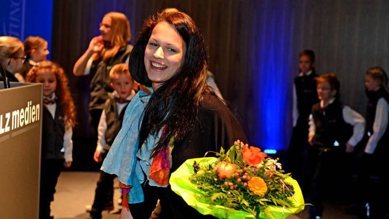 Ramona Gubser als «Unbekannte Heldin» ausgezeichnet