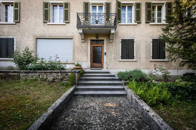 Die Schmelzi darf die Villa als sogenannte «Gebrauchsleihe» für die Dauer der Sanierung des Castellos benutzen.
