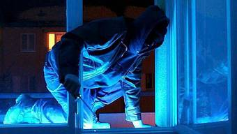 Kurz nach dem Einbruch in ein Langenthaler Einfamilienhaus wurden die Einbrecher verhaftet. (Symbolbild)