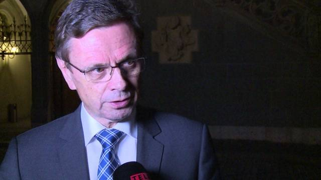 Berner Polizeidirektor will Asyl-Notfallkonzept umsetzen